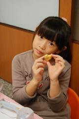 2013-01-21 奶油乳酪小西餅實作