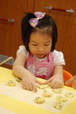2013-04-03 巧克力豆餅乾實作