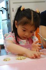 2013-04-04 巧克力豆餅乾實作