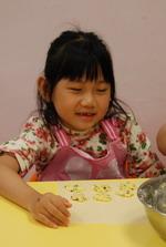2013-04-14 巧克力豆餅乾實作