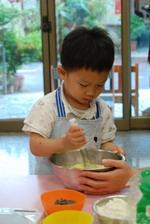 2013-04-19 巧克力豆餅乾實作