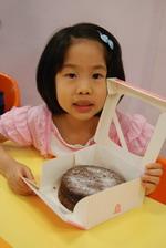2013-05-10 古典巧克力蛋糕實作