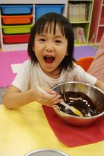 2013-05-19 古典巧克力蛋糕實作