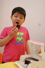2013-05-23 古典巧克力蛋糕實作