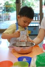2013-05-24 古典巧克力蛋糕實作