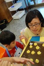 2013-06-07 奶油泡芙實作