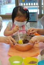 2013-06-09 古典巧克力蛋糕實作