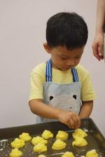 2013-06-19 奶油泡芙實作