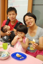 2013-08-02 脆皮泡芙實作