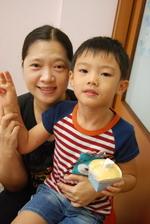 2013-08-03 卡士逹戚風杯子實作