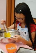 2013-08-08 巧克力布朗尼實作