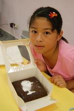 2013-08-13 巧克力布朗尼實作