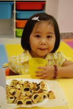 2013-09-13 一口豆沙酥實作