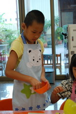 2013-09-28 一口豆沙酥實作