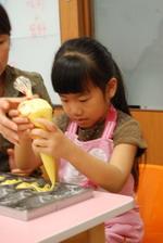 2013-11-02 貝殼馬德蓮蓮蛋糕實作