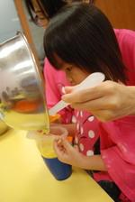 2013-11-03 貝殼馬德蓮蓮蛋糕實作