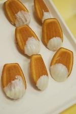 2013-11-09 貝殼馬德蓮蓮蛋糕實作