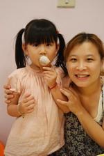 2013-11-10 貝殼馬德蓮蛋糕實作