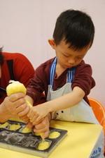 2013-11-14 貝殼馬德蓮蛋糕實作