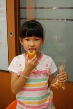 2013-11-16 貝殼馬德蓮蛋糕實作