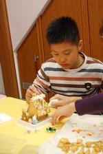 2013-11-30 薑餅屋實作