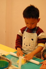 2013-12-19 薑餅屋實作