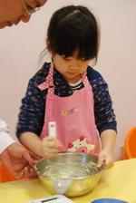 2014-01-04 蔓越莓馬芬實作