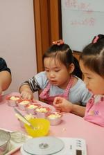 2014-01-08 蔓越莓奶酥馬芬實作