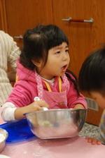 2014-01-09 蔓越莓奶酥馬芬實作