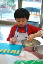 2014-01-22 瑪格麗特餅乾實作