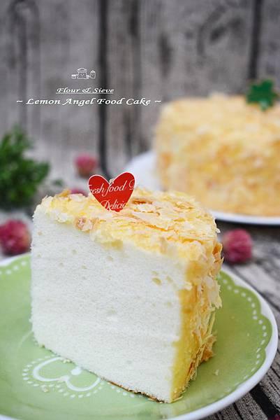 雪紡天使蛋糕