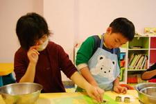 2011-02-20 BBH團 餅乾實作