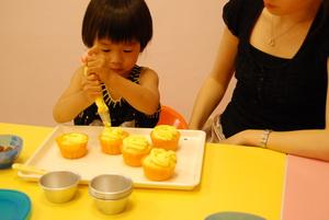 2011-04-17 杯子蛋糕實作