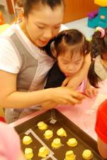 2011-05-29 脆皮泡芙實作