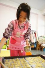 2011年1月23日大孩子的餅乾實作