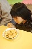 2011年1月14日 娃娃團餅乾實作