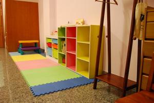 教室-遊戲區