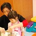 2011-02-19 巧克力豆餅乾實作