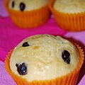 Muffin-葡萄