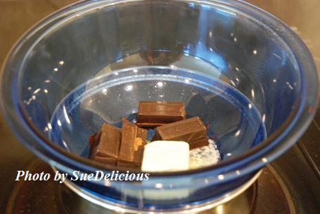 巧克力無花果蛋糕