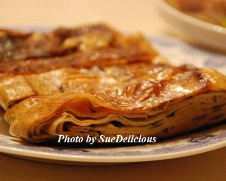 Vegetarian Chicken (Fried Beancurd Sheets)