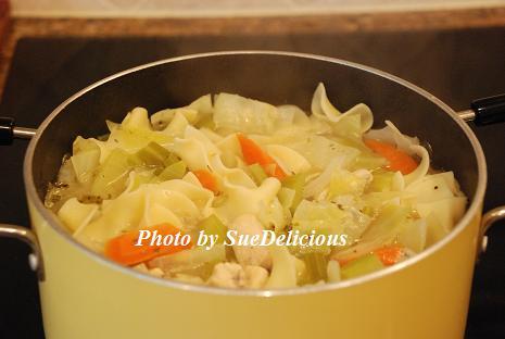 美式雞湯麫