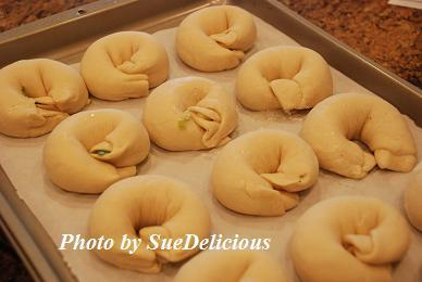 芝蔴香葱煎烙餅