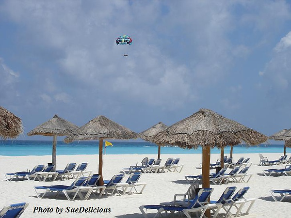 Cancun-Caribbean Beach