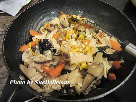 素什錦 (Assorted Vegetables)