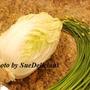 韮菜與大白菜