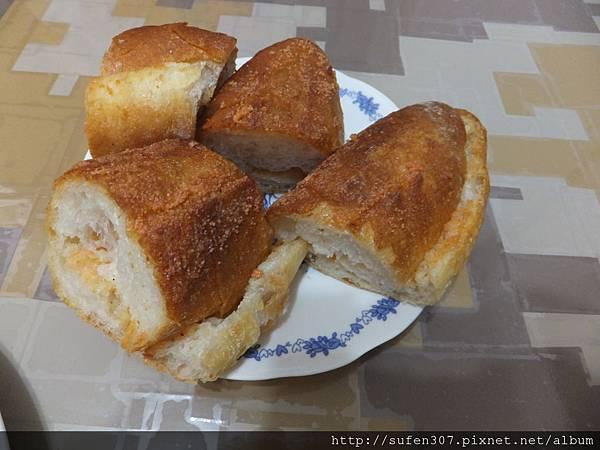Flacor Field 明太麵包