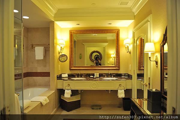 威尼斯人浴室