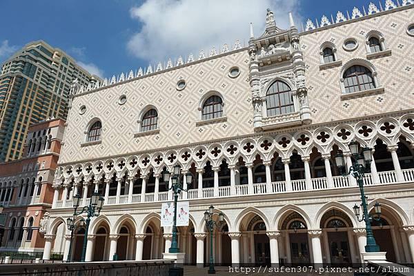 威尼斯人戶外