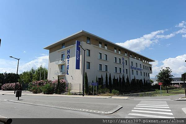 亞維儂 Kyriad Hotel